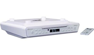 Lenco Küchen-Radio »KCR-150«, (Bluetooth FM-Tuner 6 W) kaufen