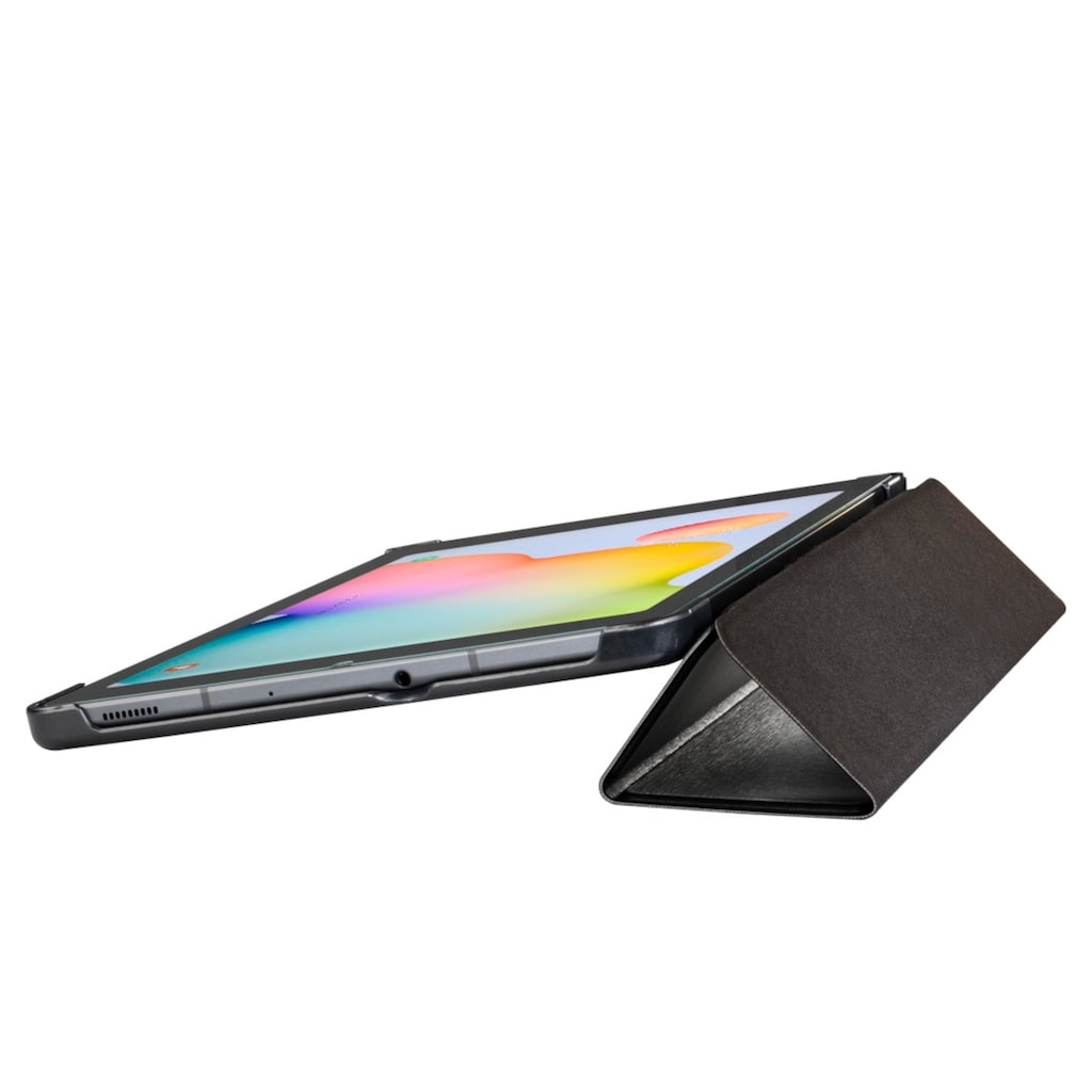 Hama Tablet-Case Fold für Samsung Galaxy Tab S6 Lite 10.4, Schwarz