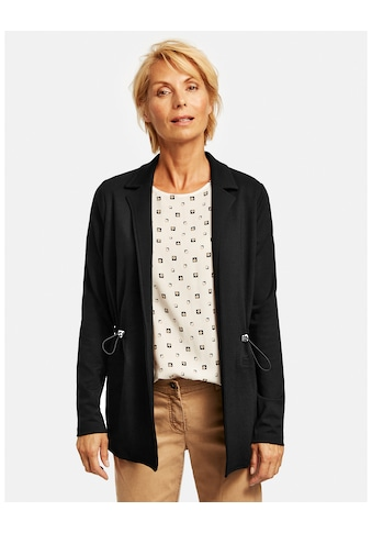 GERRY WEBER Sweatblazer »Sweatblazer« kaufen