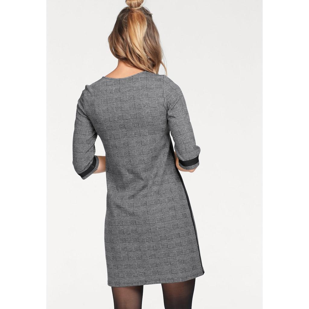 Aniston CASUAL Jerseykleid, im Karodessin