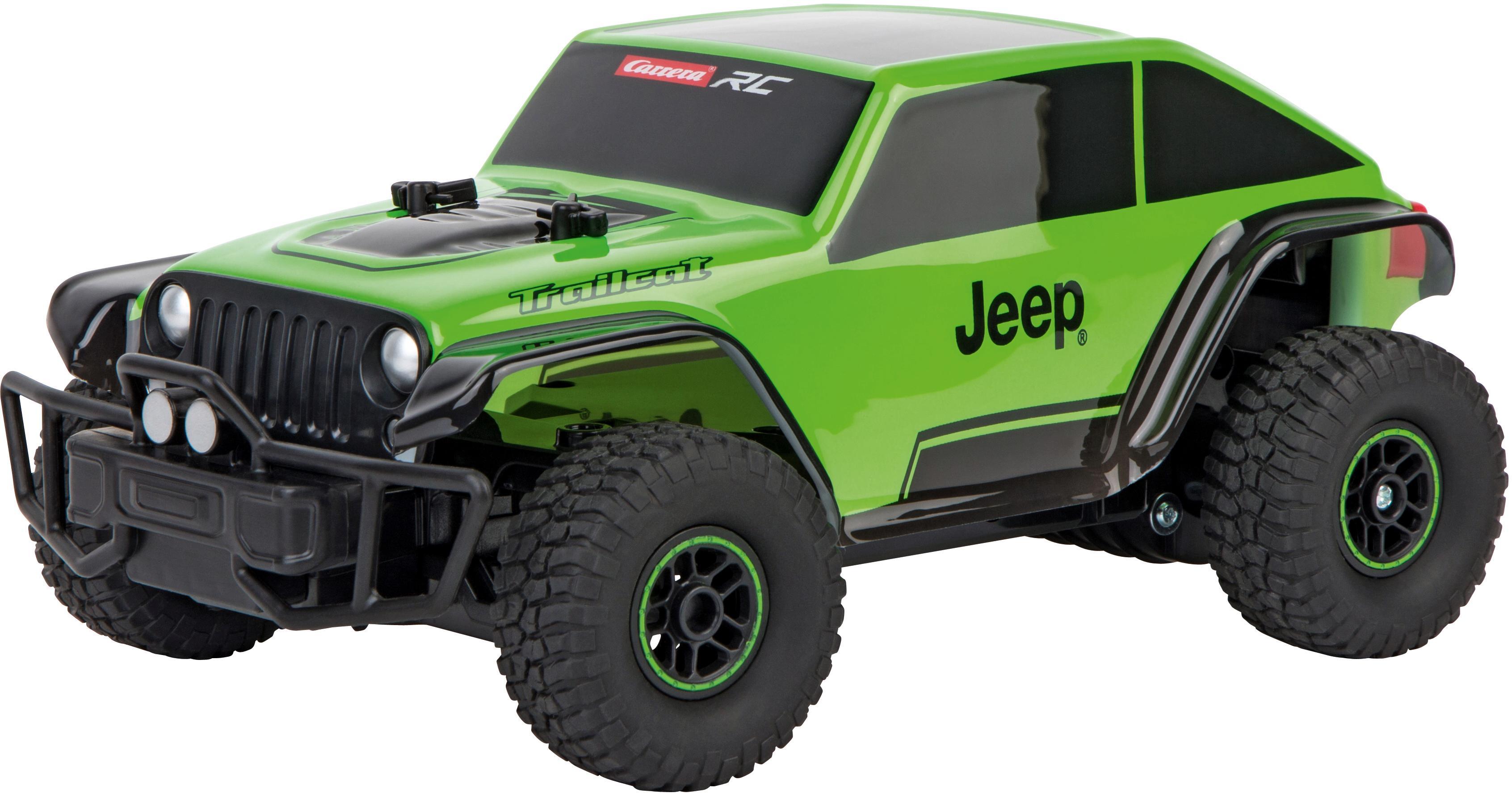 Carrera RC Komplettset, »Carrera® RC Jeep Trail...