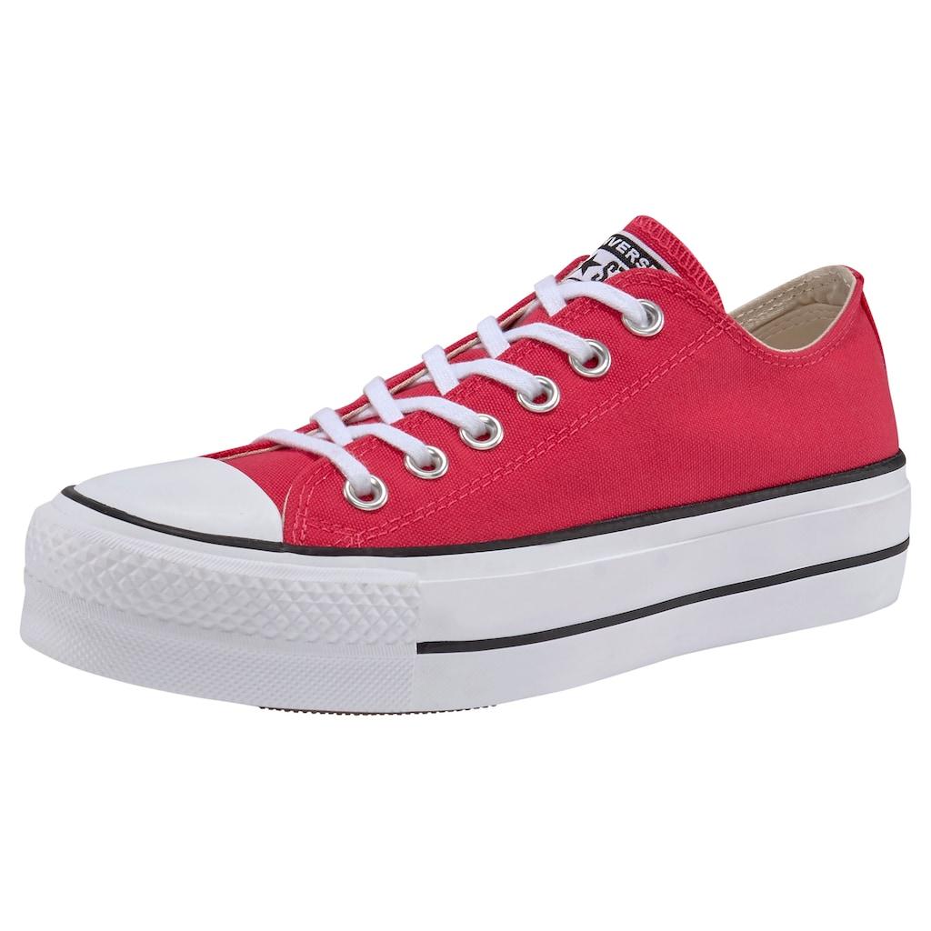 Converse Sneaker »Chuck Taylor All Star Lift Ox«