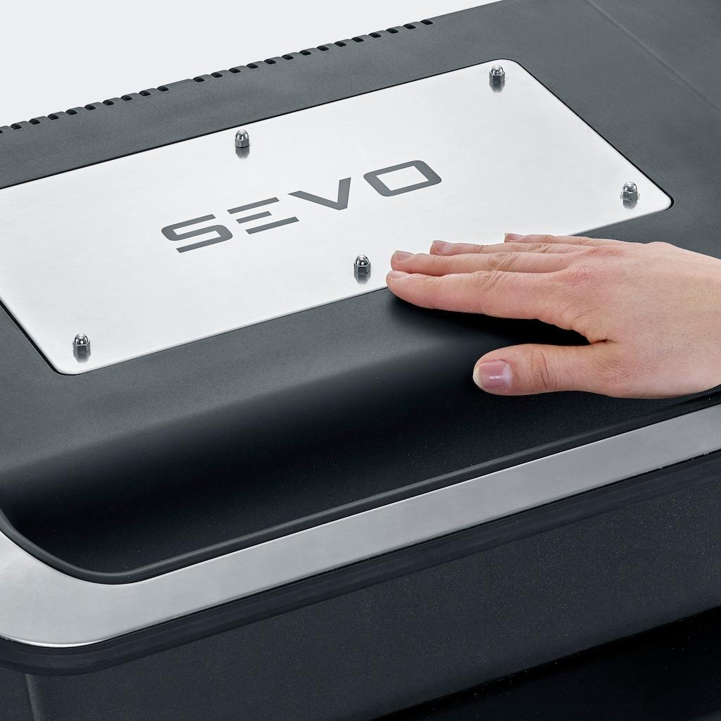 Severin Elektro-Standgrill »SEVO GTS PG 8137«, 3000 W