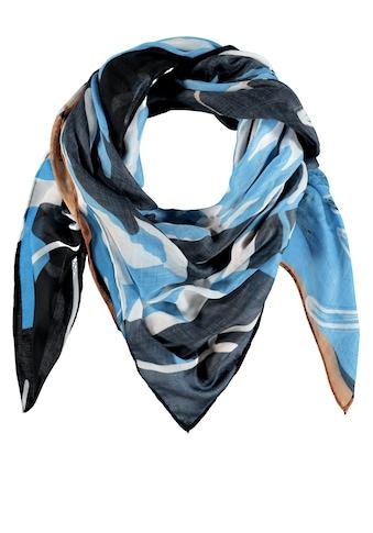 Taifun Schal »Tuch mit Print« kaufen