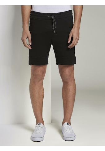 TOM TAILOR Denim Shorts »Sweatshorts mit Kordelbund« kaufen