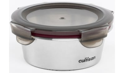 cuitisan Aufbewahrungsschüssel »Flora«, (1 tlg.), rund, mit Clipverschluss-Deckel kaufen