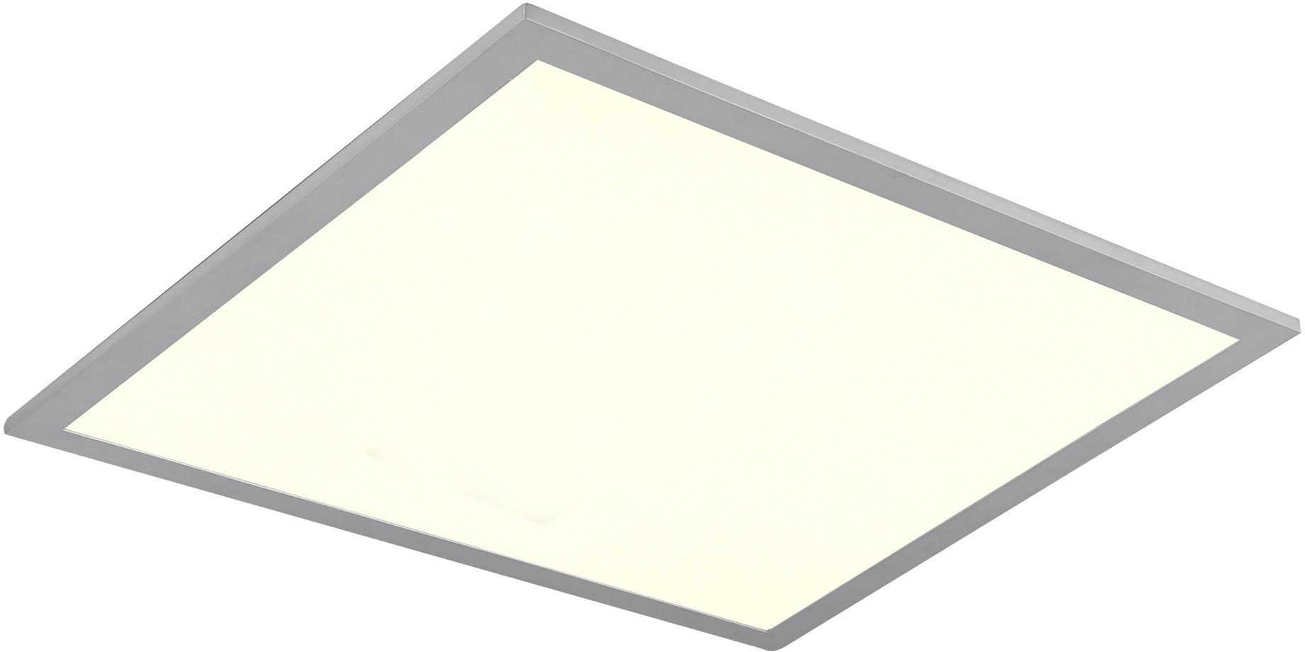 TRIO Leuchten LED Deckenleuchte ALIMA, LED-Board, 1 St., Farbwechsler, LED Deckenlampe