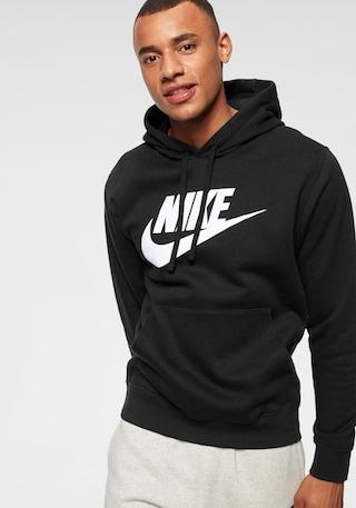 Nike Sportswear Kapuzensweatshirt »Men's Graphic Pullover Hoodie« auf Rechnung kaufen   BAUR