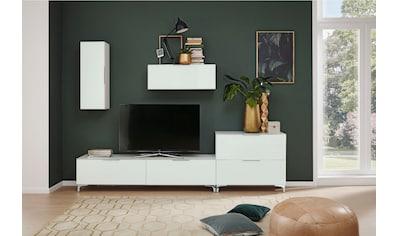 Maja Möbel Wohnwand »Shino«, (Set, 4 St.) kaufen