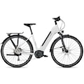 Raleigh E-Bike »Kent 9«, 9 Gang, Shimano, Alivio, Mittelmotor 250 W
