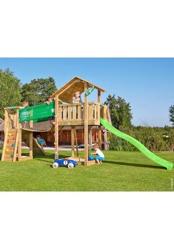 Jungle Gym Spielturm »Jungle Shelter Bridge«, BxTxH: 633x244x290 cm kaufen