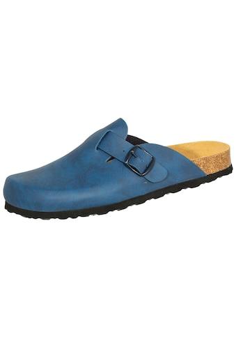 Clog »808707«, Lico Bioline Clog blau kaufen