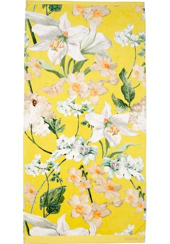 Essenza Duschtuch »Rosalee«, (1 St.), mit floralem Muster kaufen