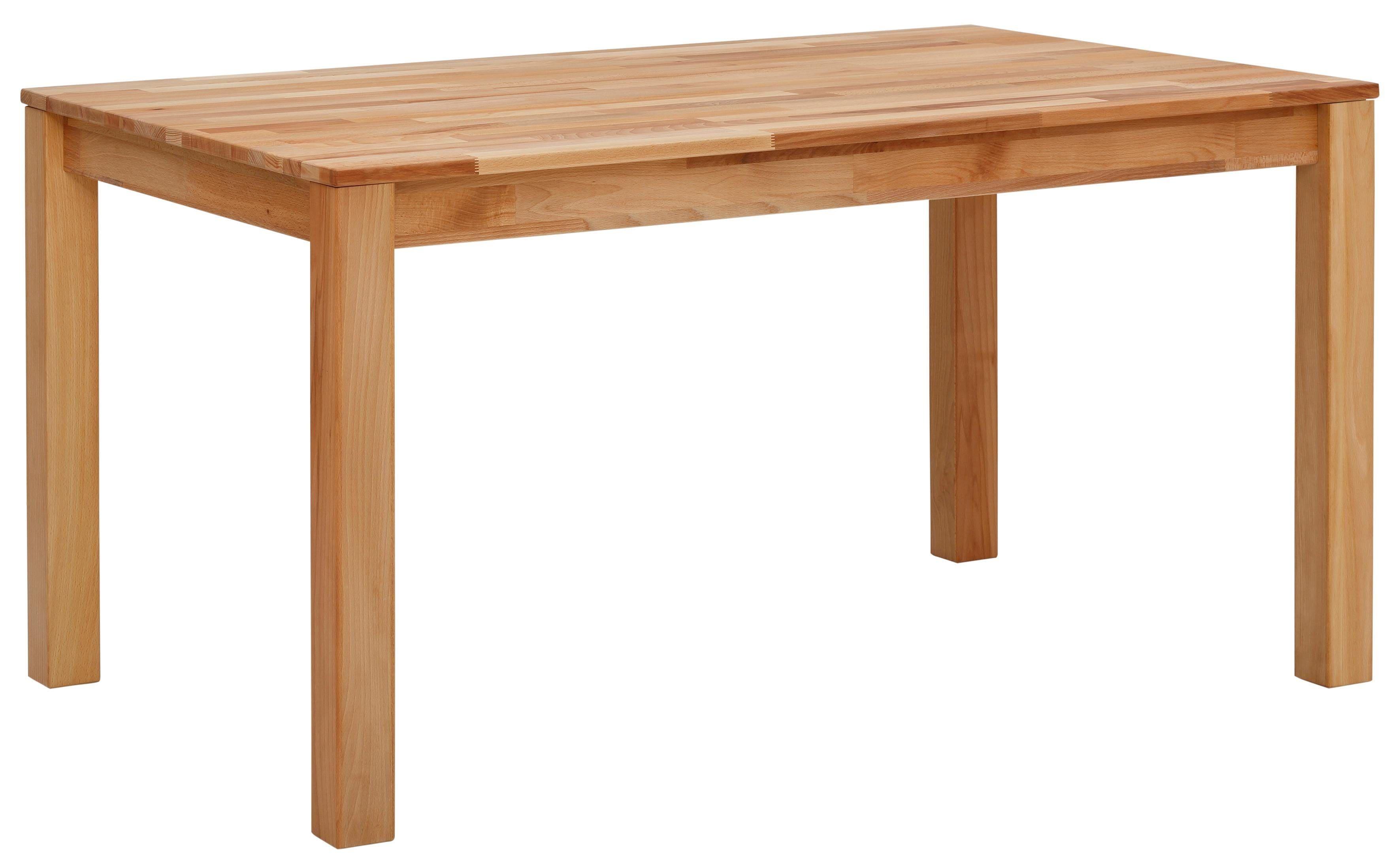 Holzzone Esstisch SÖREN Wohnen/Möbel/Tische/Holztische/Holz-Esstische