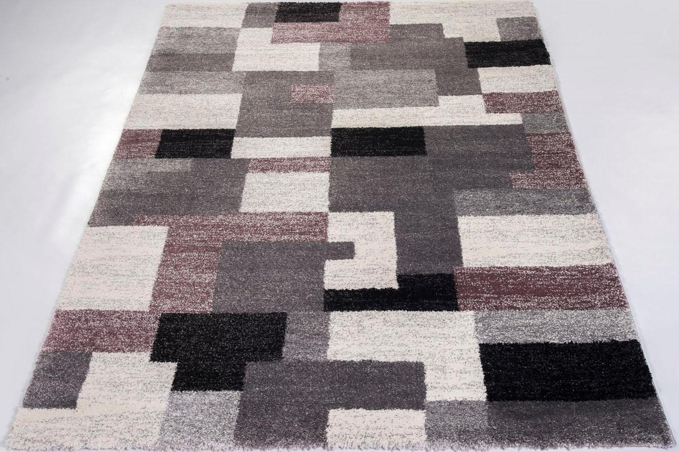 Teppich Steady Allover OCI DIE TEPPICHMARKE rechteckig Höhe 20 mm maschinell gewebt