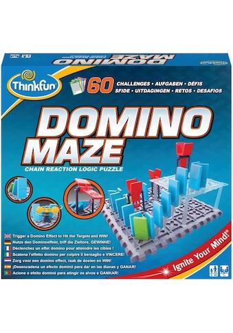 Thinkfun® Spiel »Domino Maze« kaufen