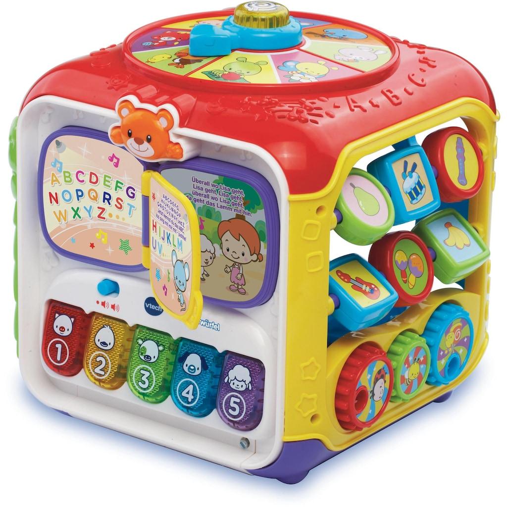 Vtech® Lernspielzeug »Entdeckerwürfel«