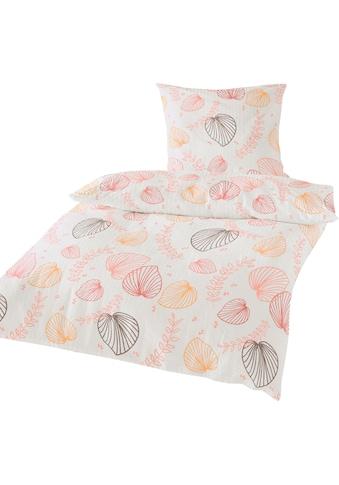 Bettwäsche »Blätter«, BIERBAUM kaufen