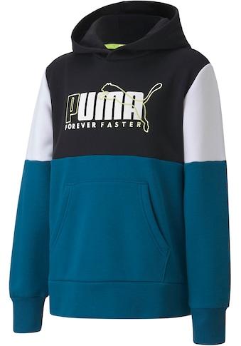 PUMA Kapuzensweatshirt »ALPHA HOODIE FLEECE BOYS« kaufen