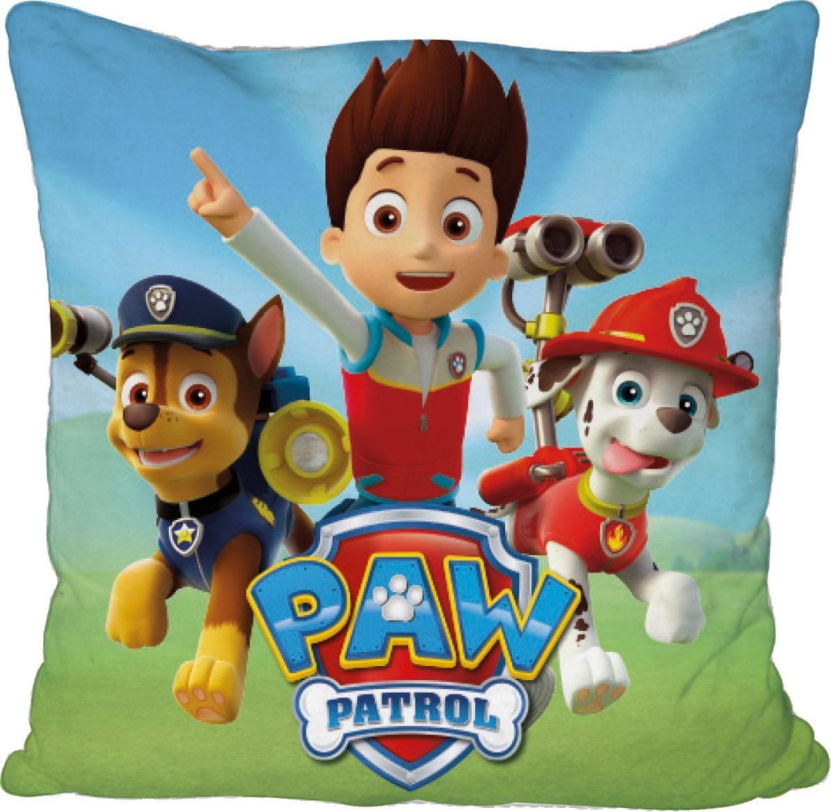 Dekokissen Team PAW PATROL