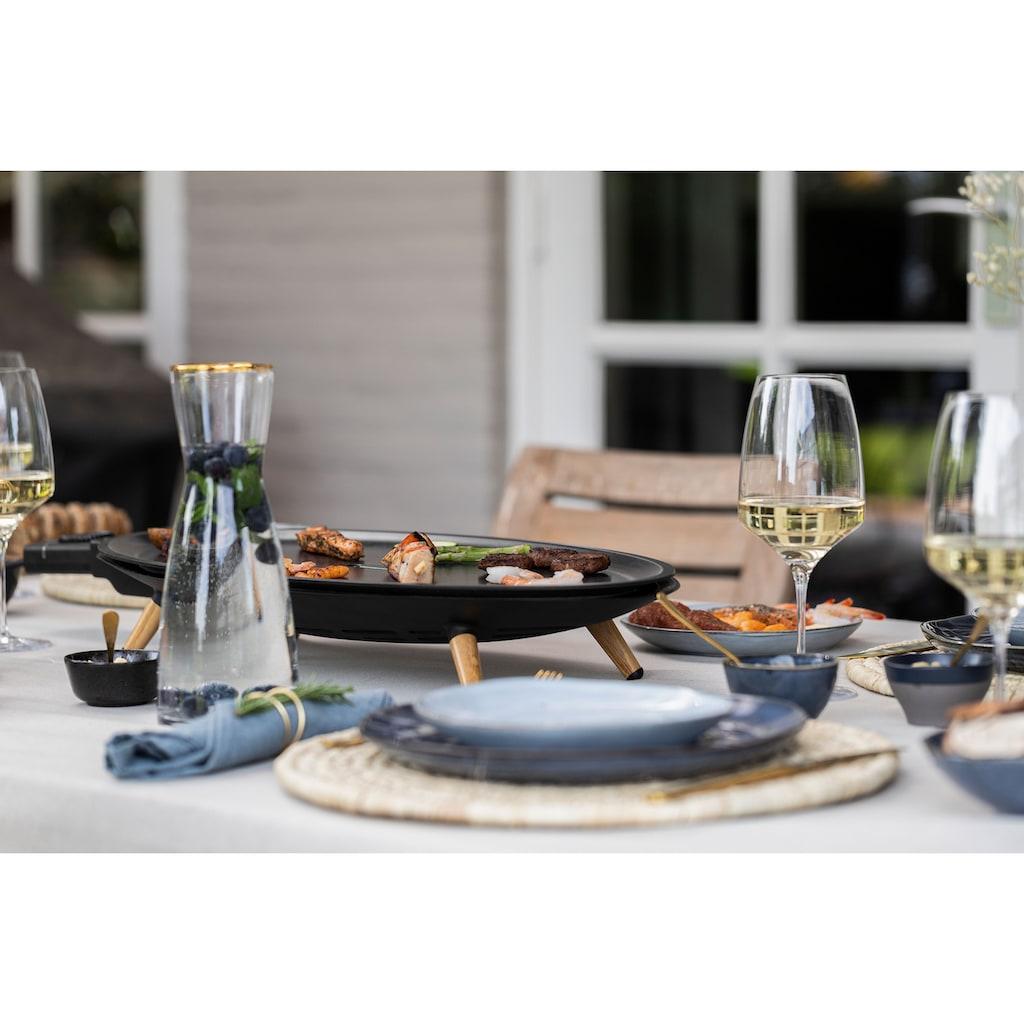 PRINCESS Tischgrill »Table Chef Elypse Pure 103200«, 1800 W, mit Antihaftbeschichtung