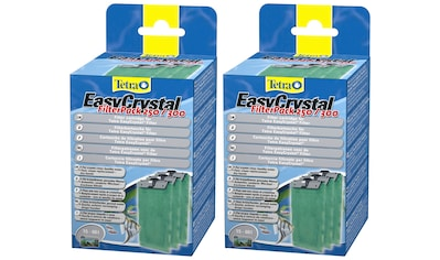 TETRA Ersatzfilterkartusche »EasyCrystal®«, 2x3 Filter ohne Kohle kaufen