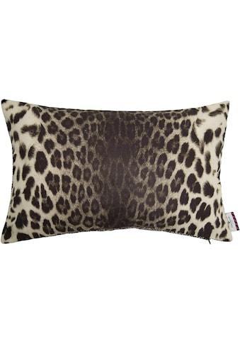 Kissenhülle, »Leopard«, TOM TAILOR kaufen