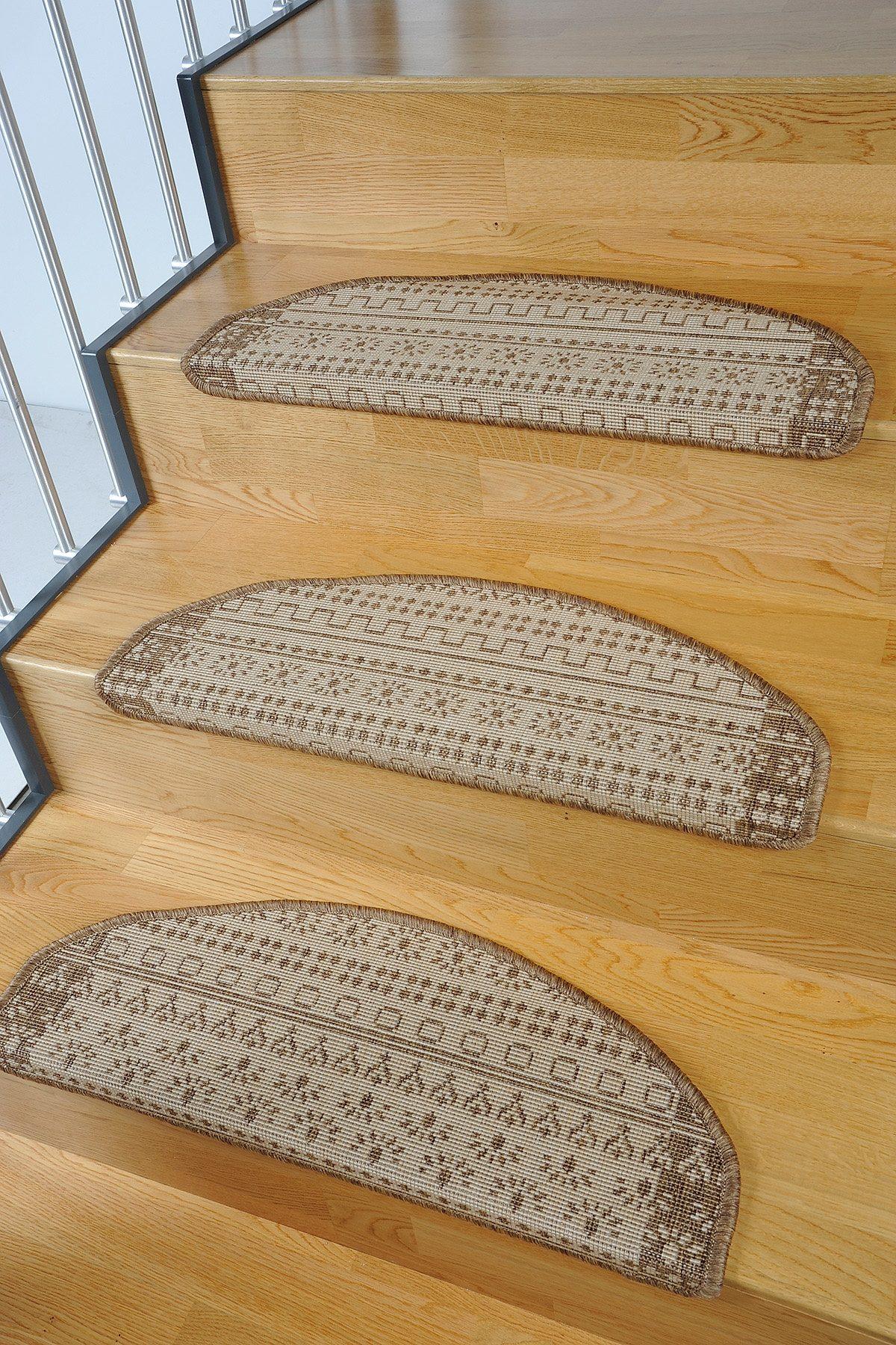Stufenmatte Elvet Living Line stufenförmig Höhe 6 mm maschinell getuftet