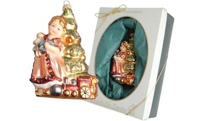 Krebs Glas Lauscha Christbaumschmuck »Mary am Weihnachtsbaum«, (1 tlg.), mundgeblasen kaufen