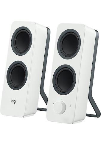 Logitech »Z207 Bluetooth Lautsprecher« PC - Lautsprecher (5 Watt) kaufen