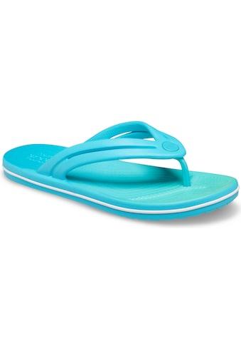 Crocs Zehentrenner »Crocband Ombre Flip W«, mit Farbverlauf kaufen