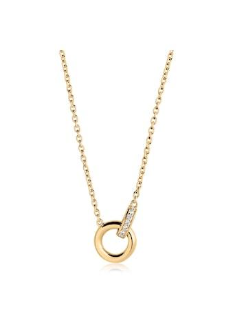 Sif Jakobs Jewellery Halskette mit glänzendem Zirkonia - Besatz kaufen
