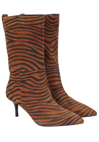 ekonika Stiefelette, im stylischem Zebra-Look kaufen