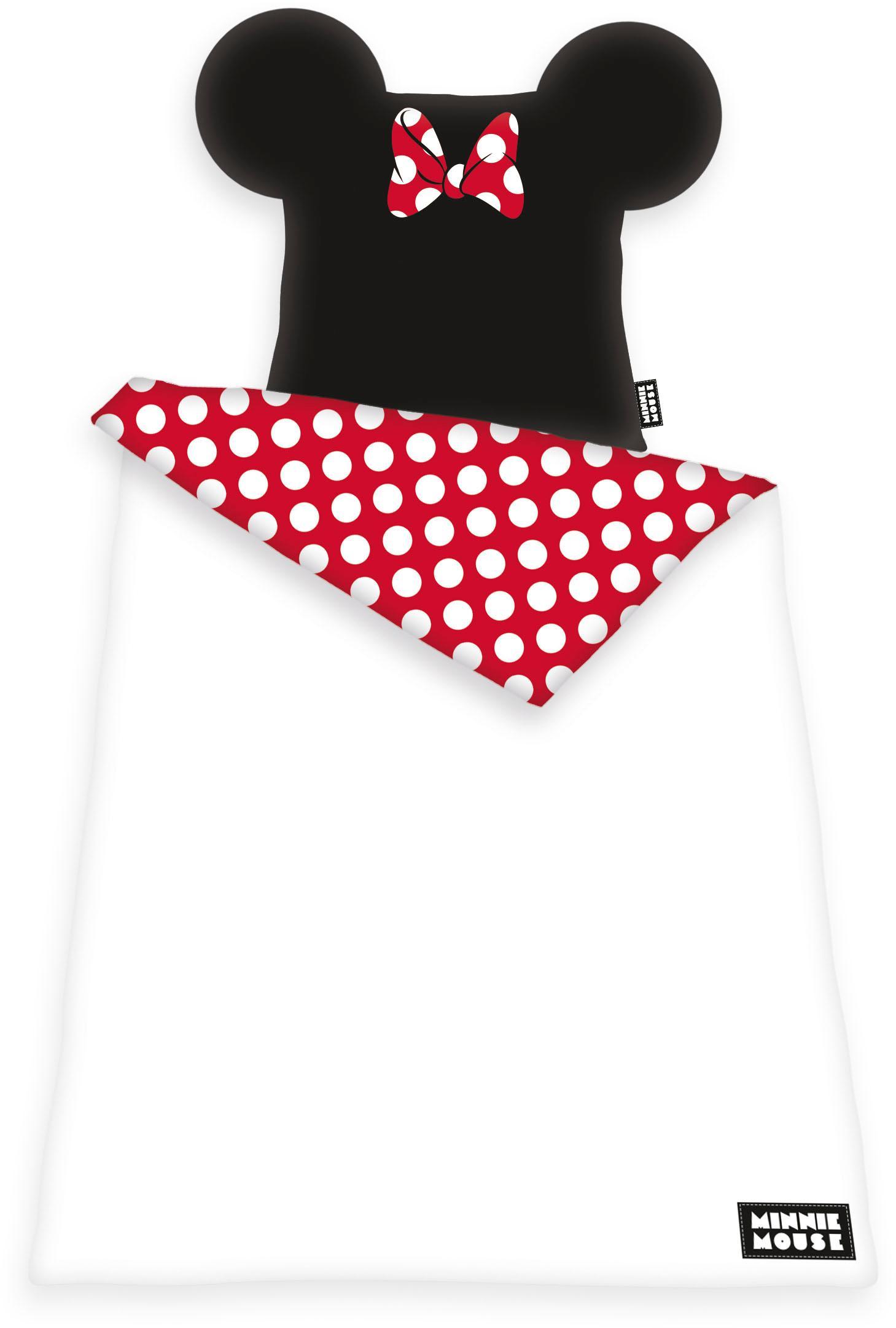 Bettwäsche Disney´s Minnie Mouse Walt Disney