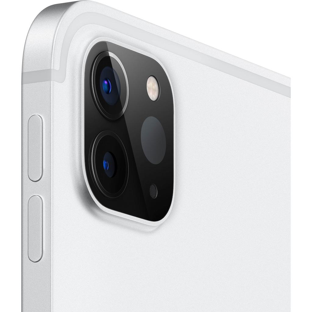 Apple Tablet »iPad Pro 12.9 (2020) - 128 GB Cellular«, Kompatibel mit Apple Pencil 2