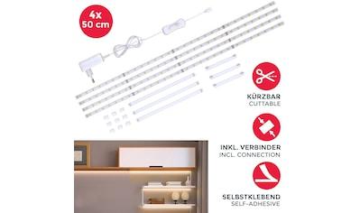 B.K.Licht LED - Streifen »Lacerta«, 112  - flammig kaufen
