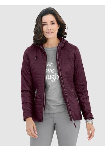 Laura Kent Steppjacke mit Kapuze kaufen