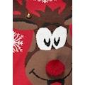 """Vero Moda Rundhalspullover »VMBIGNOSE«, """"Ugly Sweater"""" für Weihnachten"""