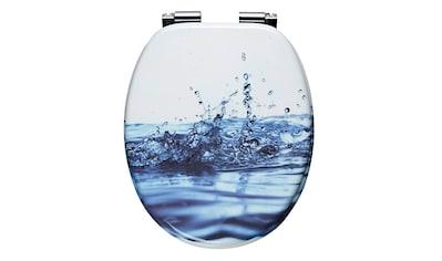 CORNAT WC-Sitz »Wassertropfen«, Mit Absenkautomatik kaufen