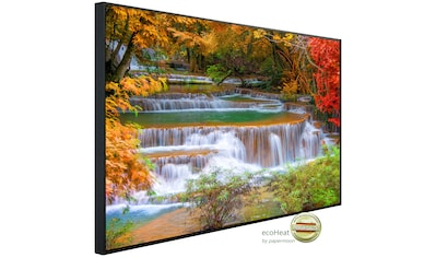Papermoon Infrarotheizung »EcoHeat - Wasserfall Regenwald«, Aluminium, 1200 W, 100 x... kaufen