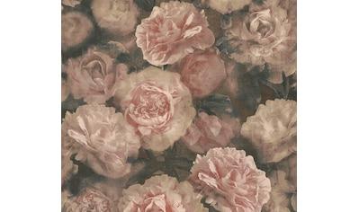 A.S. Création Vliestapete »Neue Bude 2.0 Romantic Flowery mit romantischen Rosen«, floral kaufen