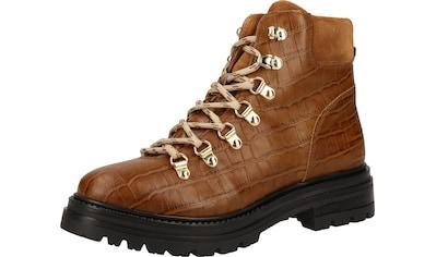 Scapa Schnürstiefelette »Leder« kaufen