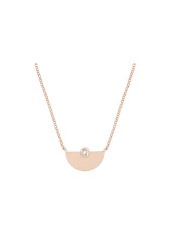 JULES & GENTS Silberkette »#moonshine Rosé« kaufen