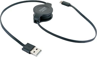 Schwaiger USB C Kabel, 0,9m Ladekabel für Samsung, Huawei, LG, etc. »USB 2.0 A zu USB 3.1 C« kaufen