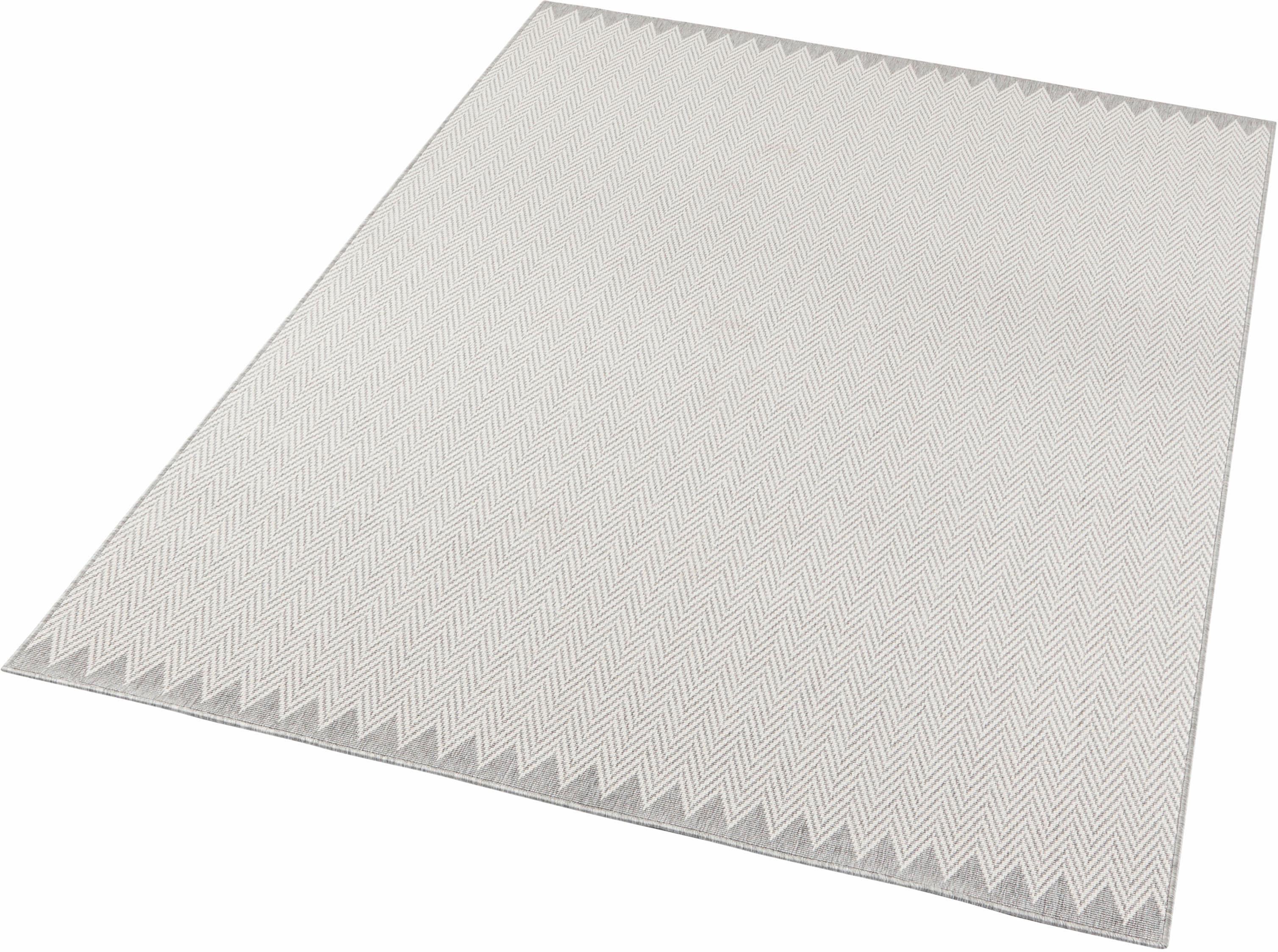 Teppich Ida freundin Home Collection rechteckig Höhe 4 mm maschinell gewebt
