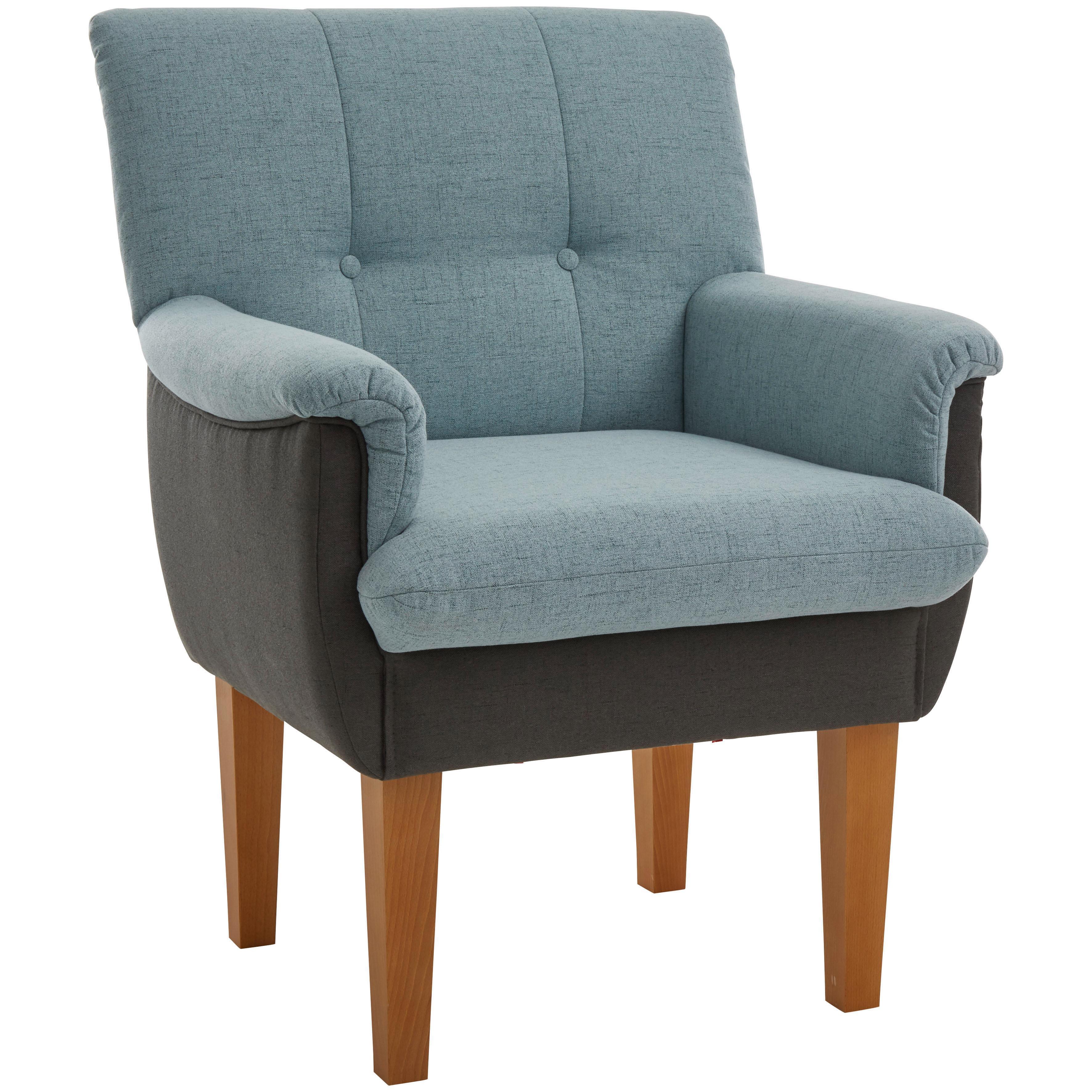 GMK Home & Living Sessel Luunja in 2 Farben