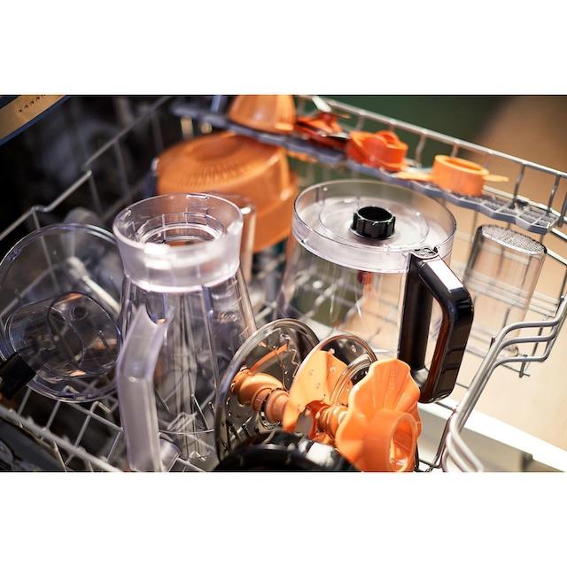 Philips Küchenmaschine HR7530/10, 850 Watt, Schüssel 2,1 Liter