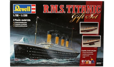 "Revell® Modellbausatz ""Geschenkset Titanic"", Maßstab 1:700 · 1:1200, (Set) kaufen"