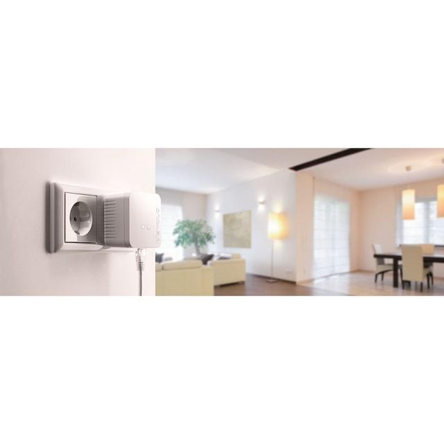 DEVOLO »(500Mbit, 3er Kit, Powerline + WLAN, 1xLAN)« LAN-Router