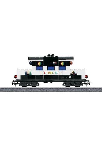 """Märklin Güterwagen """"Märklin Start up  -  Bausteinwagen mit Sound und Lichtbausteinen -  44738"""", Spur H0 kaufen"""